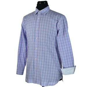 Ted Baker Endurance Dress Shirt 16 X 32/33